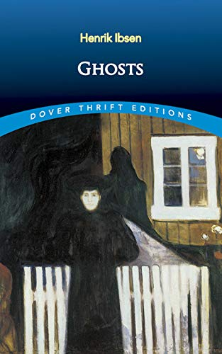 9780486298528: Ghosts (Dover Thrift Editions)