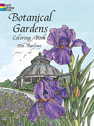 9780486298580: Botanical Gardens Coloring Book