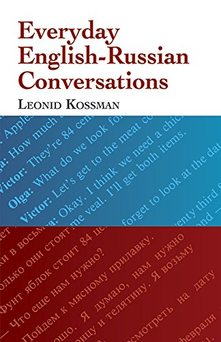Everyday English-Russian Conversations: Leonid Kossman