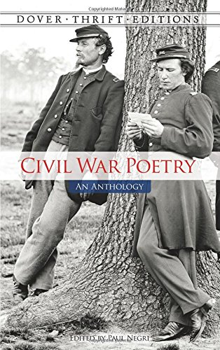 9780486298832: Civil War Poetry (Dover Thrift Editions)