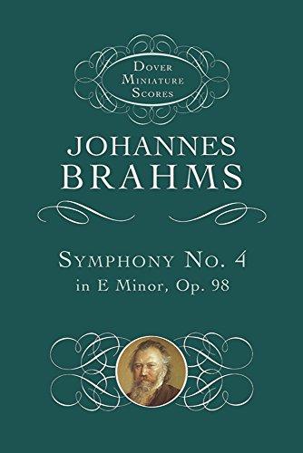9780486298917: Symphony No. 4 in E Minor, Op. 98