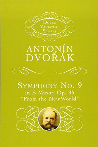 9780486298924: Symphony No. 9 in E Minor, Op. 95 (