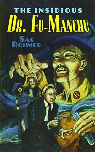 The Insidious Dr. Fu-Manchu (Dover Mystery Classics): Rohmer, Sax