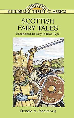 9780486299006: Scottish Fairy Tales
