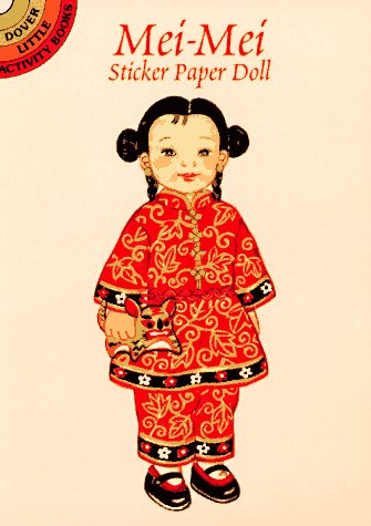 9780486299044: Mei-Mei from China Sticker Paper Doll (Dover Little Activity Books Paper Dolls)