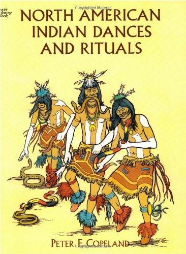 9780486299136: North American Indian Dances and Rituals