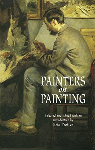 Painters on Painting: Protter, Eric