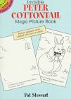 Invisible Peter Cottontail Magic Picture Book (Dover Little Activity Books): Stewart, Pat