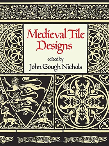 9780486299471: Medieval Tile Designs (Dover Pictorial Archive)