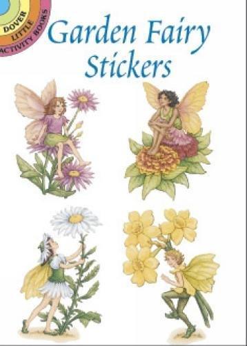 Garden Fairy Stickers: Darcy May