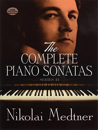 The Complete Piano Sonatas Vol. 2 Medtner,