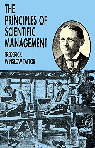 9780486299884: The Principles of Scientific Management