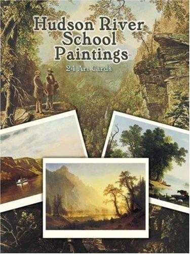 9780486299891: Hudson River School Paintings: 24 Art Cards (Dover Postcards)
