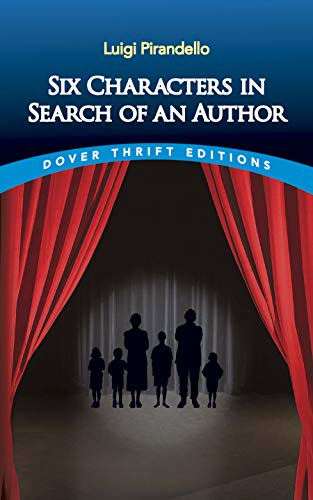 9780486299921: Six Characters in Search of an Author