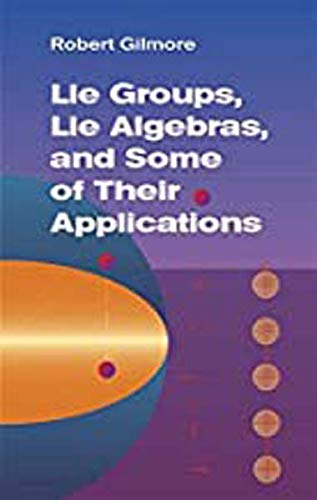 9780486322568: LIE ALGEBRAS AND SOME OF THEIR APPLIC