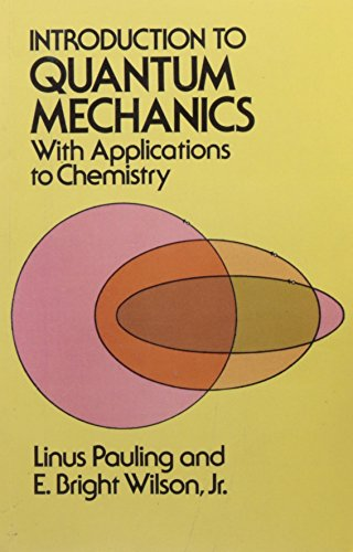 9780486322599: Introduction to Quantum Mechanics With Applications to Chemistry