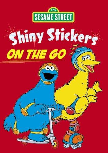 Sesame Street Shiny On the Go Stickers (Sesame Street Stickers): Sesame Street