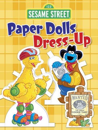 9780486330969: Sesame Street Paper Dolls Dress-Up