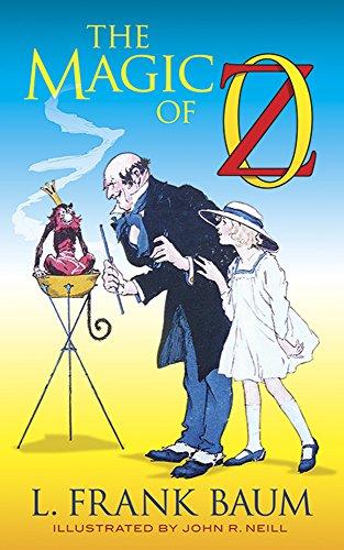 9780486400198: The Magic of Oz (Dover Children's Classics)