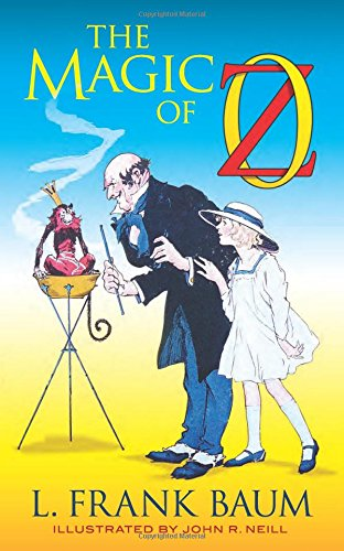 The Magic of Oz (Dover Children's Classics)