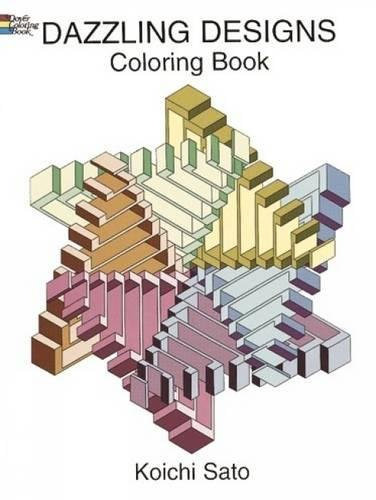 9780486400310: Dazzling Designs: Coloring Book