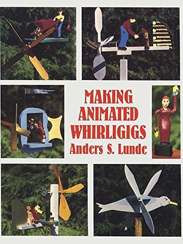9780486400495: Making Animated Whirligigs