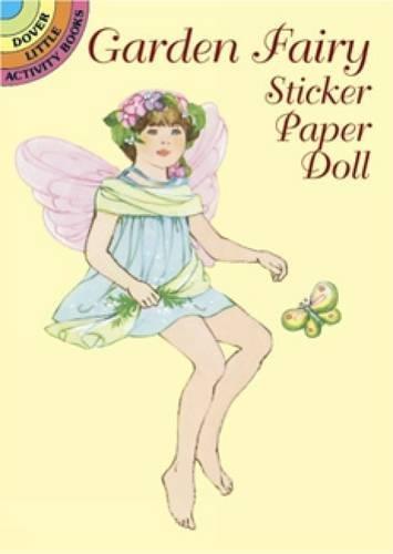 Garden Fairy Sticker Paper Doll (Dover Little: Barbara Steadman