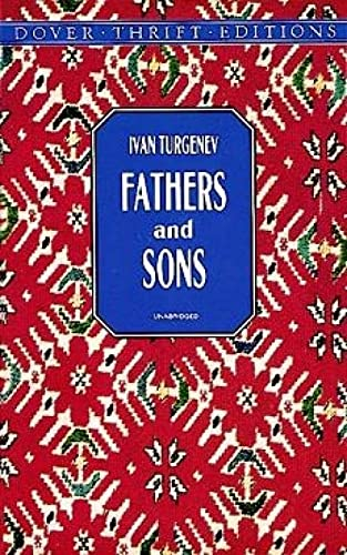 9780486400730: Fathers and Sons (Dover Thrift Editions)