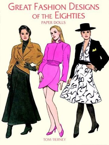 Fashions of the Eighties: T. Tierney