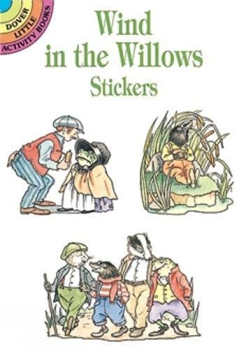 Wind in the Willows Stickers (Dover Little Activity Books Stickers) (0486400913) by Thea Kliros