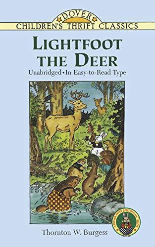 9780486401003: Lightfoot the Deer (Dover Children's Thrift Classics)