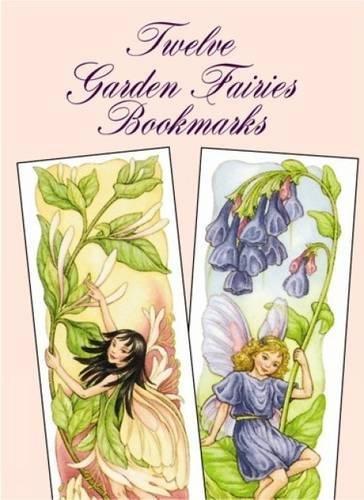 9780486401065: Twelve Garden Fairies Bookmarks