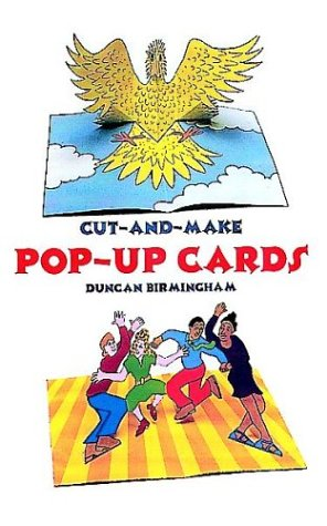 9780486401249: Cut-and-Make Pop-Up Cards (Other Paper Crafts)