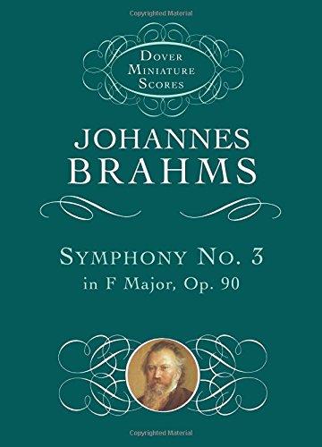 9780486401256: Symphony No. 3 in F Major, Op. 90 (Dover miniature scores)