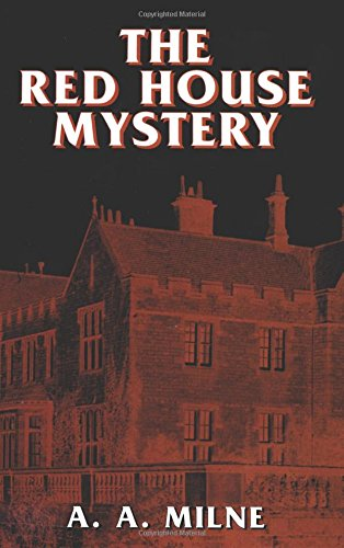 9780486401294: The Red House Mystery (Dover Mystery Classics)