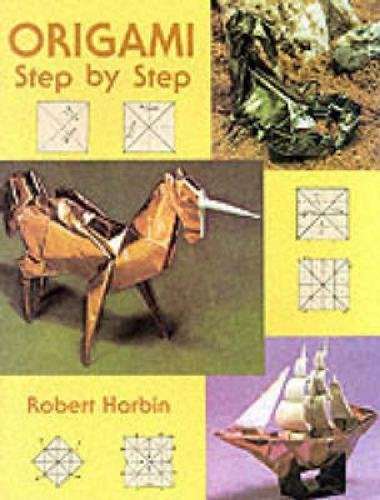 9780486401362: Origami Step by Step (Dover Origami Papercraft)