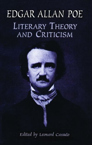 9780486401553: Edgar Allan Poe: Literary Theory and Criticism (Dover Books on Literature and Drama)