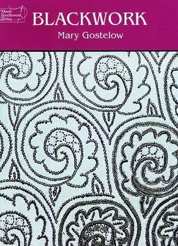 9780486401782: Blackwork (Dover Embroidery, Needlepoint)