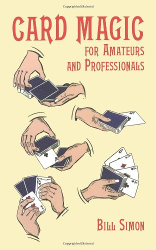 9780486401881: Card Magic for Amateurs and Professionals