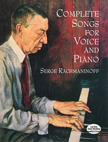9780486401959: Complete Songs for Voice and Piano