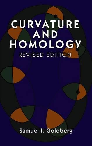 9780486402079: Curvature and Homology: Revised Edition