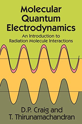 9780486402147: Molecular Quantum Electrodynamics: An Introduction to Radiation-Molecule Interactions