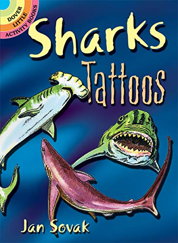 9780486402437: Sharks Tattoos (Dover Tattoos)