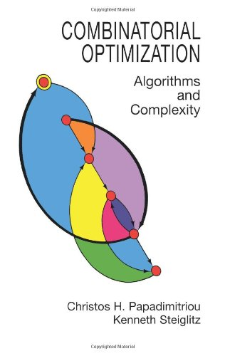 9780486402581: Combinatorial Optimization: Algorithms and Complexity (Dover Books on Computer Science)