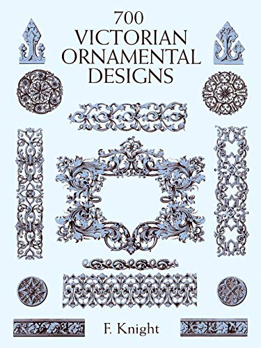 9780486402659: 700 Victorian Ornament Designs (Dover Pictorial Archive)