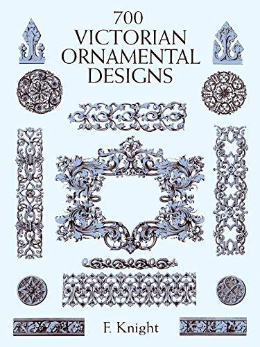 9780486402659: 700 Victorian Ornamental Designs