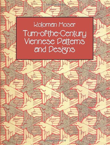 9780486402697: Turn-of-the-Century Viennese Patterns and Designs (Dover Pictorial Archive)