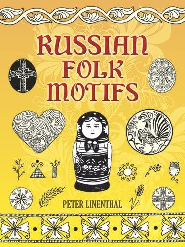 9780486402758: Russian Folk Motifs (Dover Pictorial Archive)