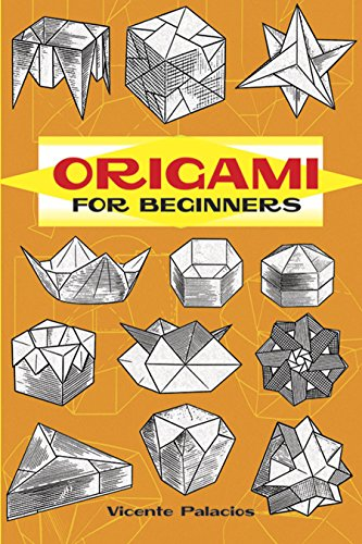 9780486402840: Origami for Beginners (Dover Origami Papercraft)