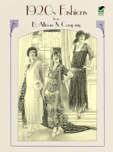9780486402932: 1920s Fashions from B.Altman and Company (Dover Fashion and Costumes)
